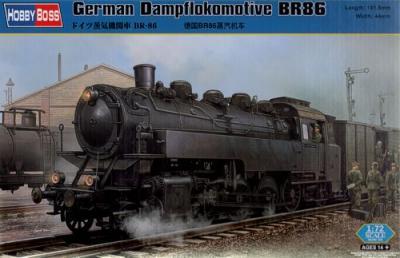 82914 - Kriegslokomotive BR-86