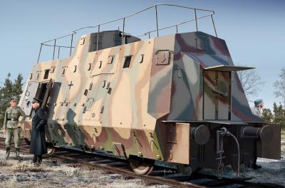 82924 - German BP-42 Kommandowagen