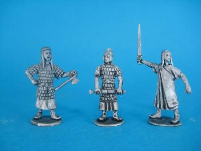 HE-01 - Hittites command group 1500-850 BC 1/72