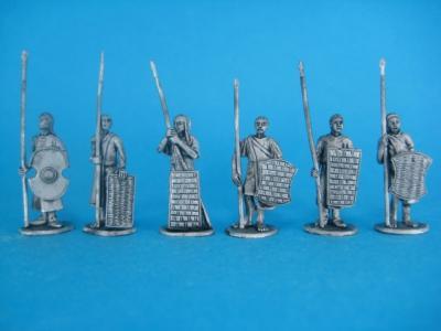 HE-02 - Hittites infantry hold 1500-850 BC 1/72