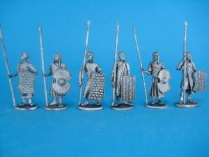 HE-03 - Hittites infantry hold 2 1500-850 BC 1/72