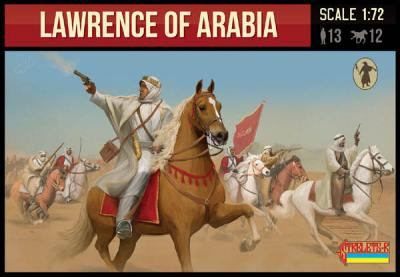 115 - Lawrence of Arabia 1/72