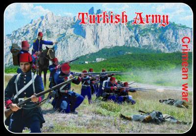 M052 - Turkish Army 1/72