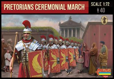 M109 - Pretorians Ceremonial March 1/72