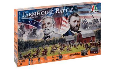 6179 Guerre de Sécession 1/72