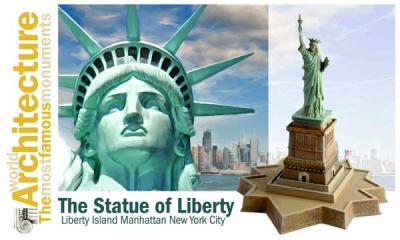 I68002 La Statue de la Liberté 1/540