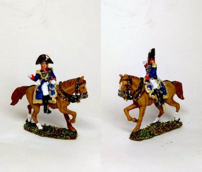 JS72/0713 Französischer Adjutant-Kommandant 1/72