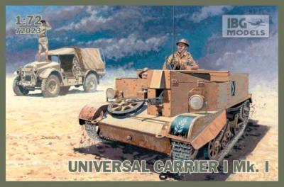 72023 - British Universal Carrier Mk.I 1/72