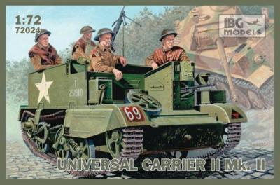 72024 - British Universal Carrier Mk.I 1/72