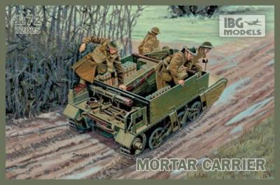 72025 - British Mortar Carrier 1/72