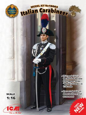 16003 - Italian Royal Carabinier 1/16