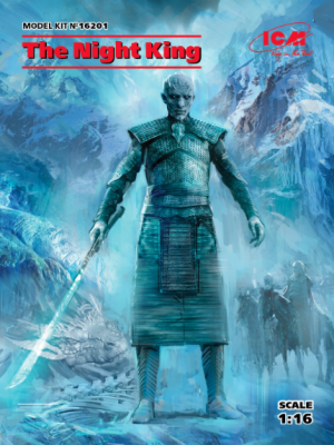 16201 - The Night King (Game of Thrones) 1/16