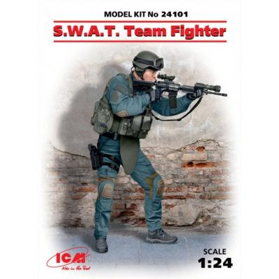 24101 - S.W.A.T. Team Fighter