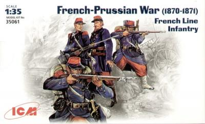 35061 - French Line Infantry 1870-1871
