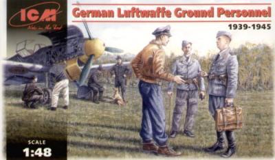 48085 - Luftwaffe Ground Personnel