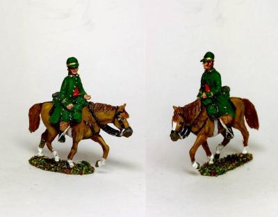 JS72/0711 1. Kammerdiener Napoleon's - Louis Constant Wairy 1/72