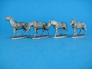 IF T-02 - 4 mules 1/72