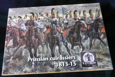 AP106 Prussian Cuirassiers 1813-15 1/72