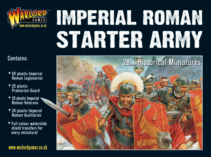 Imperial roman starter army 3 3063 p