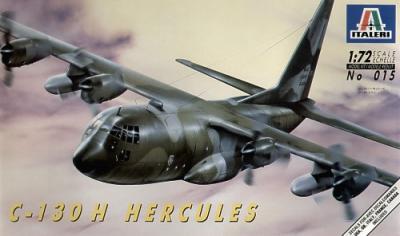 0015 - Lockheed C-130H Hercules 1/72