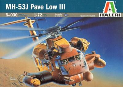 0030 - Sikorsky MH-53J Pave Low 1/72