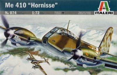 0074 - Messerschmitt Me 410 Hornisse 1/72
