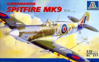 0094 - Supermarine Spitfire Mk.IX 1/72