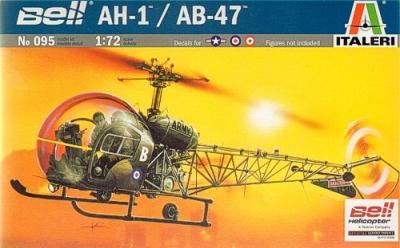 0095 - Bell AH-1 / Augusta-Bell AB-47 Lightcopter 1/72