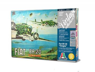 0103 - Fiat Br.20 'Cicogna' Vintage Collection 1/72