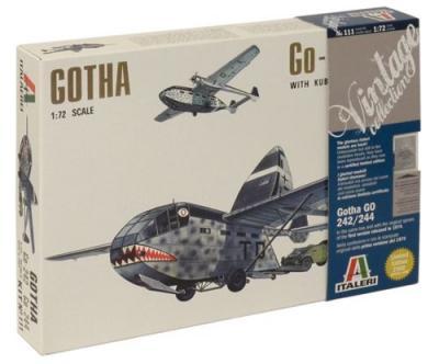 0111 - Gotha Go 242 / Go 244 1/72