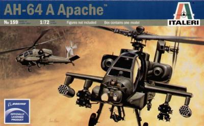 0159 - Hughes AH-64A Apache 1/72