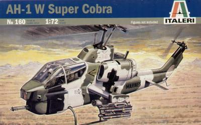 0160 - Bell AH-1W Super Cobra 1/72