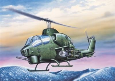 0168 - Bell UH-1T Sea Cobra 1/72