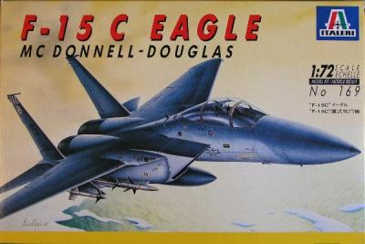 0169 - McDonnell F-15C Eagle 1/72