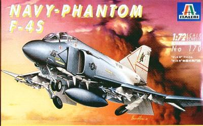 0170 - McDonnell F-4S Phantom II 1/72