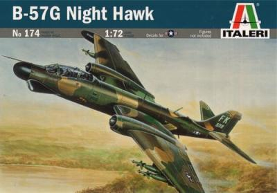 0174 - Martin B-57G Night Hawk 1/72