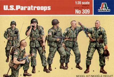 0309 - U.S. Paratroopers