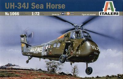 1066 - Sikorky UH-34J 'Sea Horse' 1/72