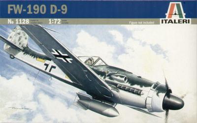 1128 - Focke-Wulf Fw 190D-9 1/72