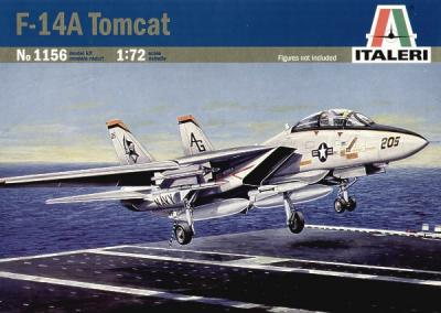 1156 - Grumman F-14A Tomcat 1/72