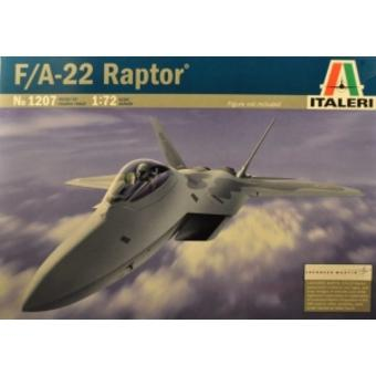 1207 - Boeing F-22 Raptor 1/72