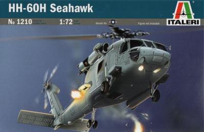 1210 - Sikorsky HH-60H Seahawk combat rescue 1/72