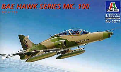 1211 - BAe Hawk 100 1/72