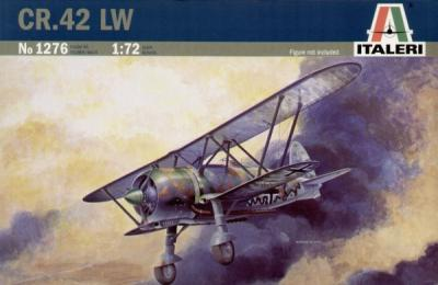 1276 - Fiat CR.42 LW 1/72