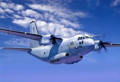 1284 - Alenia C-27J Spartan 1/72