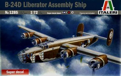1285 - Consolidated B-24D-1 Liberator 1/72