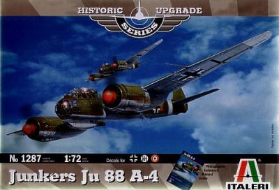 1287 - Junkers Ju 88A-4 1/72