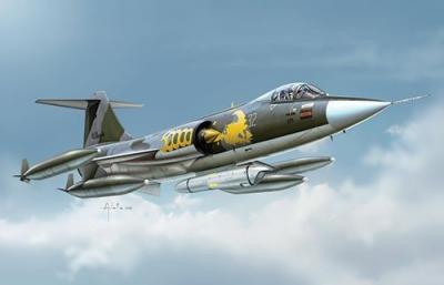 1296 - Lockheed F-104G Starfighter 1/72