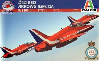 1303 - BAe Hawk T.1A 'Red Arrows' 1/72
