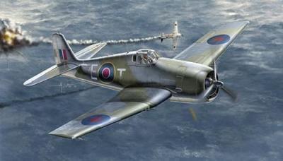 1305 - Grumman F6F-3 / F6F-5 Hellcat 1/72
